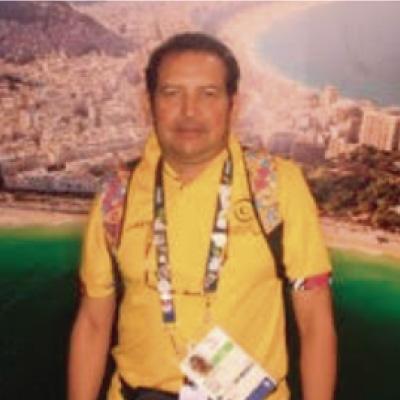 Marco Tulio Ruiz – 2 Feria y Congreso Nacional de Ciclismo